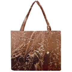 Ice Iced Structure Frozen Frost Mini Tote Bag