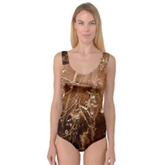 Ice Iced Structure Frozen Frost Princess Tank Leotard