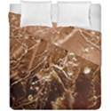 Ice Iced Structure Frozen Frost Duvet Cover Double Side (California King Size) View1