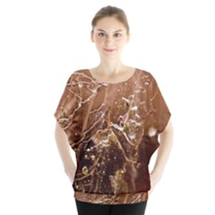 Ice Iced Structure Frozen Frost Blouse