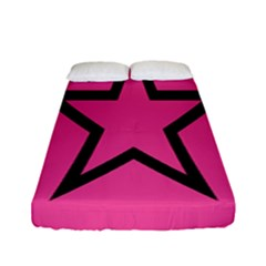 Star Fitted Sheet (full/ Double Size)