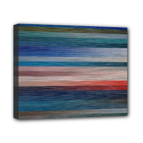 Background Horizontal Lines Canvas 10  X 8