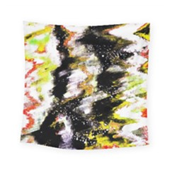 Canvas Acrylic Digital Design Art Square Tapestry (small)