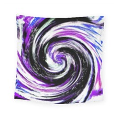 Canvas Acrylic Digital Design Square Tapestry (small)