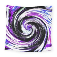 Canvas Acrylic Digital Design Square Tapestry (large)