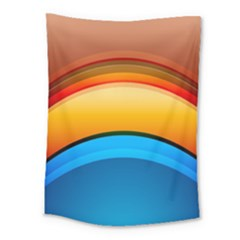Rainbow Color Medium Tapestry