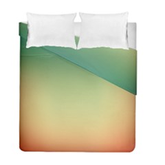 Smooth Gaussian Duvet Cover Double Side (full/ Double Size)