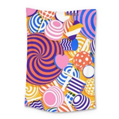 Canddy Color Small Tapestry