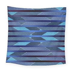 Abric Texture Alternate Direction Square Tapestry (large)