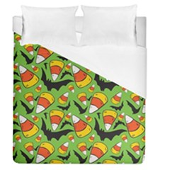 Ghostly Lullaby Duvet Cover (queen Size)