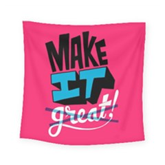 Make It Square Tapestry (small)
