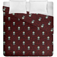 Bloody Cute Zombie Duvet Cover Double Side (king Size)