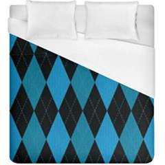 Fabric Background Duvet Cover (king Size)