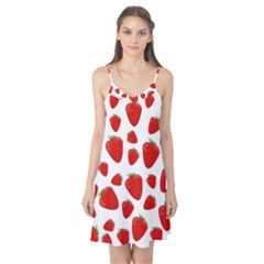 Decorative strawberries pattern Camis Nightgown
