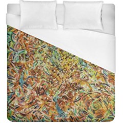Art Modern Painting Acrylic Canvas Duvet Cover (king Size)