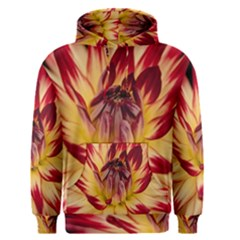 Bloom Blossom Close Up Flora Men s Pullover Hoodie