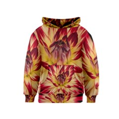 Bloom Blossom Close Up Flora Kids  Pullover Hoodie