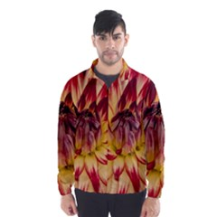 Bloom Blossom Close Up Flora Wind Breaker (Men)