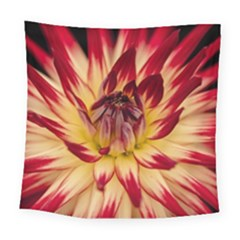 Bloom Blossom Close Up Flora Square Tapestry (large)