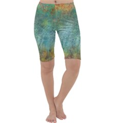 Rainforest Cropped Leggings