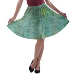 Rainforest A-line Skater Skirt