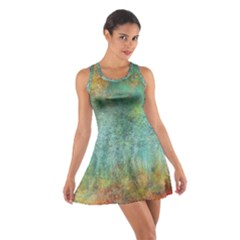 Rainforest Cotton Racerback Dress