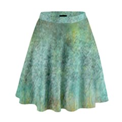 Rainforest High Waist Skirt