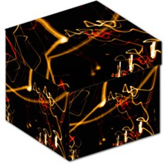 Abstract Storage Stool 12