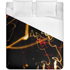 Abstract Duvet Cover (california King Size)