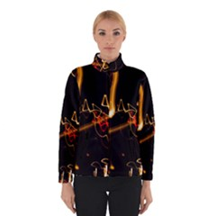 Abstract Winterwear