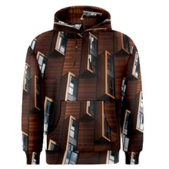 Abstract Architecture Building Business Men s Pullover Hoodie