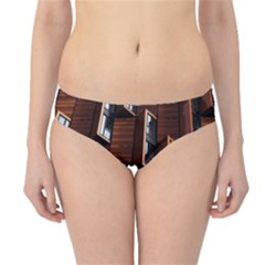 Abstract Architecture Building Business Hipster Bikini Bottoms