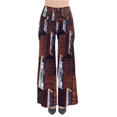 Abstract Architecture Building Business Pants