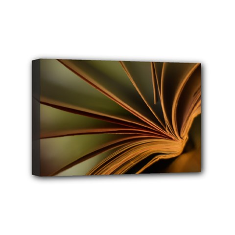 Book Screen Climate Mood Range Mini Canvas 6  X 4