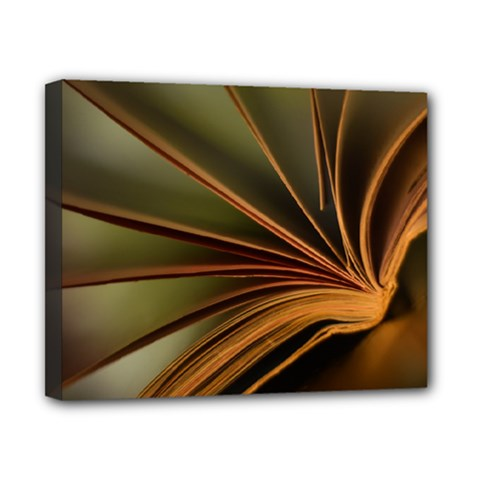 Book Screen Climate Mood Range Canvas 10  X 8