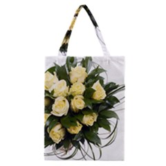 Bouquet Flowers Roses Decoration Classic Tote Bag