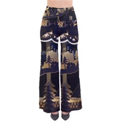 Christmas Advent Candle Arches Pants