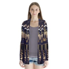 Christmas Advent Candle Arches Cardigans