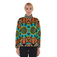 Color Abstract Pattern Structure Winterwear