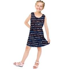 Close Up Code Coding Computer Kids  Tunic Dress