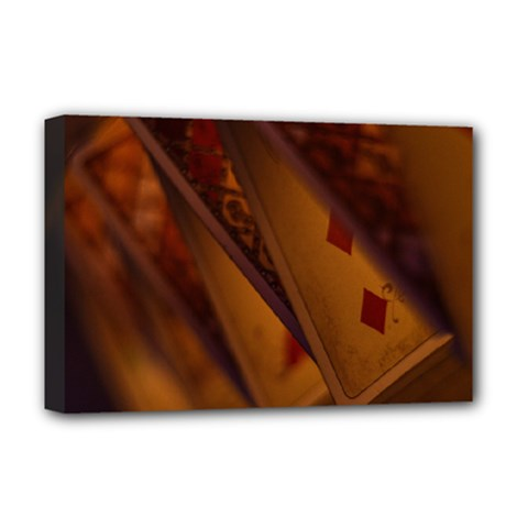 Card Game Mood The Tarot Deluxe Canvas 18  X 12
