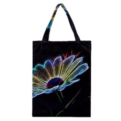 Flower Pattern Design Abstract Background Classic Tote Bag