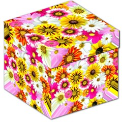 Flowers Blossom Bloom Nature Plant Storage Stool 12