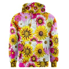Flowers Blossom Bloom Nature Plant Men s Pullover Hoodie
