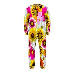 Flowers Blossom Bloom Nature Plant Onepiece Jumpsuit (kids)