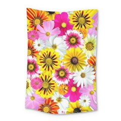 Flowers Blossom Bloom Nature Plant Small Tapestry