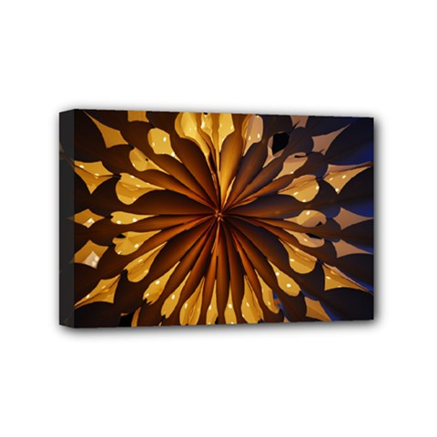 Light Star Lighting Lamp Mini Canvas 6  X 4