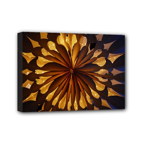 Light Star Lighting Lamp Mini Canvas 7  X 5