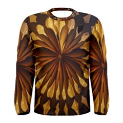Light Star Lighting Lamp Men s Long Sleeve Tee