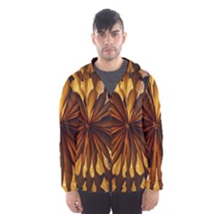 Light Star Lighting Lamp Hooded Wind Breaker (men)